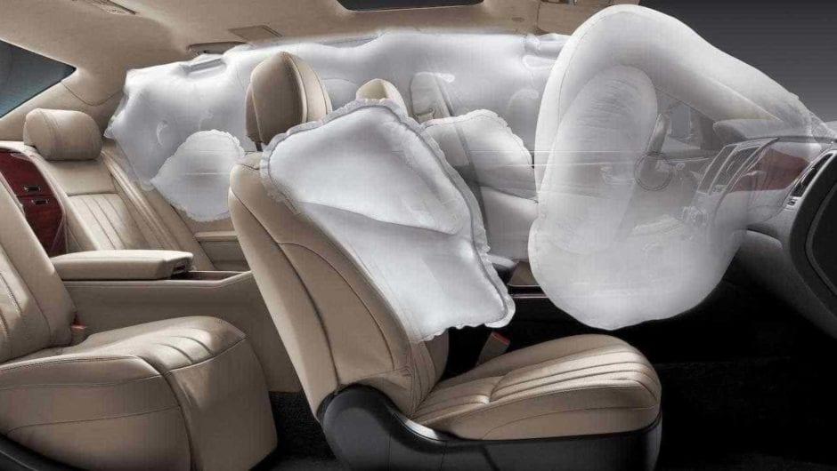 Brasil registra primeiro caso fatal envolvendo airbag fabricado pela antiga Takata