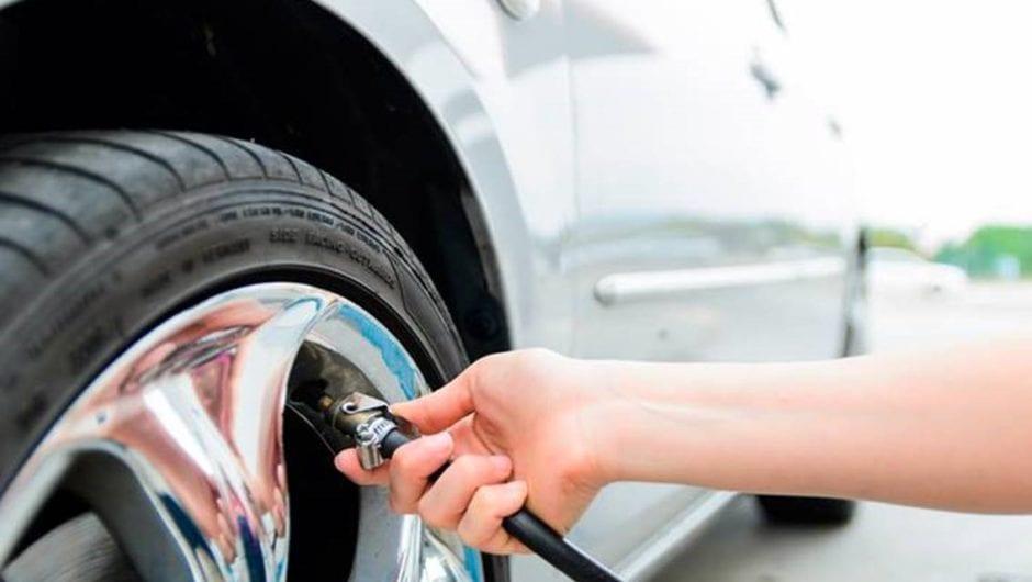 Calibragem dos pneus: aprenda a calibrar os pneus do seu carro em 5 passos