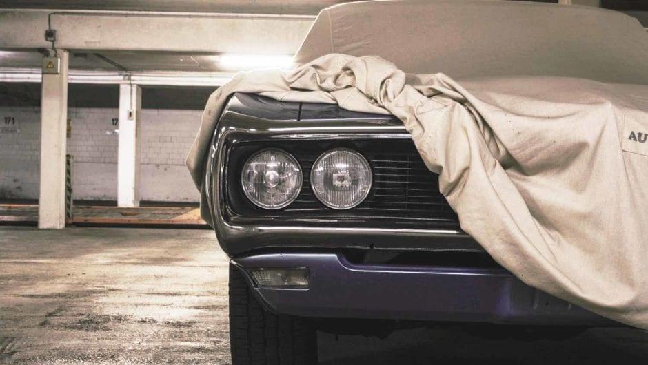 Em tempos de coronavírus, não esqueça do seu carro parado na garagem