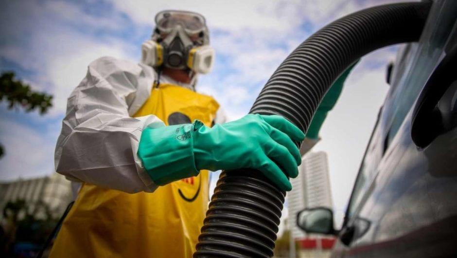 Biodescontaminação: startup oferece desinfecção gratuita de carros em São Paulo
