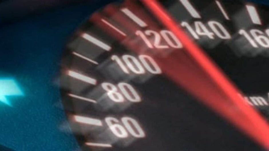 Infração: excesso de velocidade permanece entre as mais cometidas