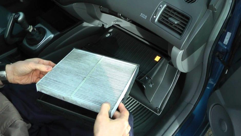 Filtro de cabine: evite impurezas no seu carro e preserve a sua saúde