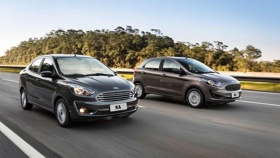 KA e EcoSport: devo antecipar a venda do meu Ford?