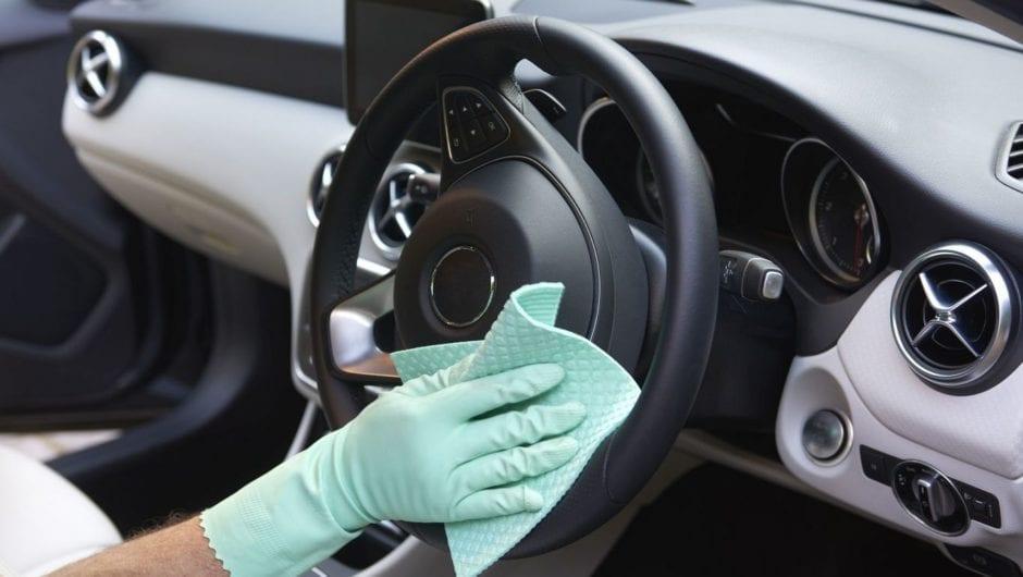 Higienização: seu carro seguro na pandemia