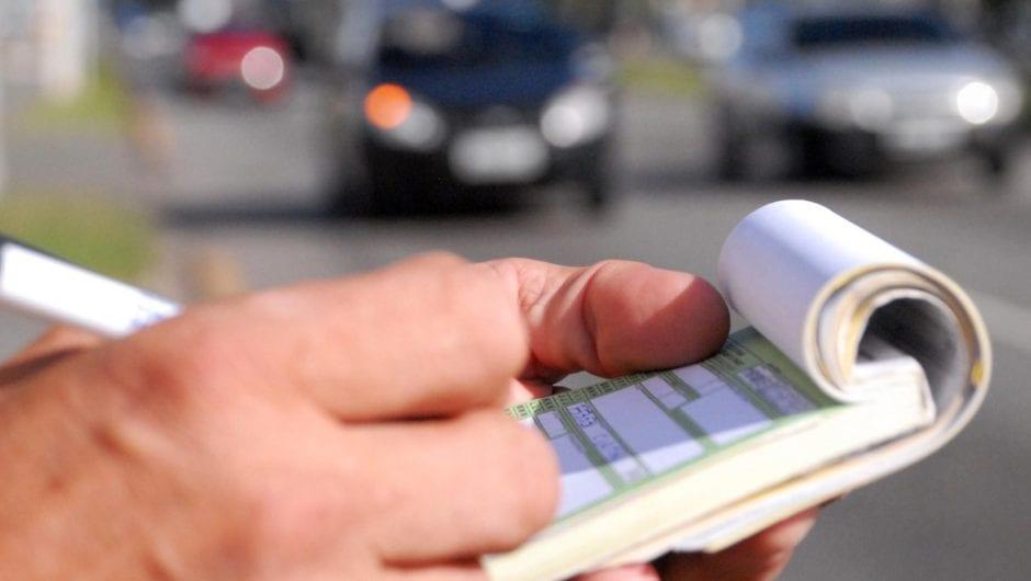 Infrações: saiba quais as multas que não somarão pontos na CNH
