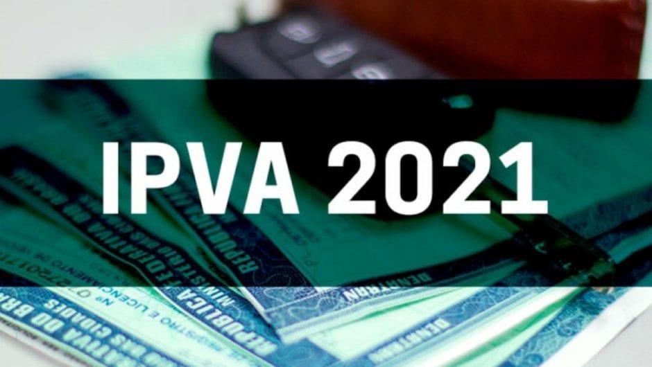 IPVA 2021 em São Paulo disponível para pagamento