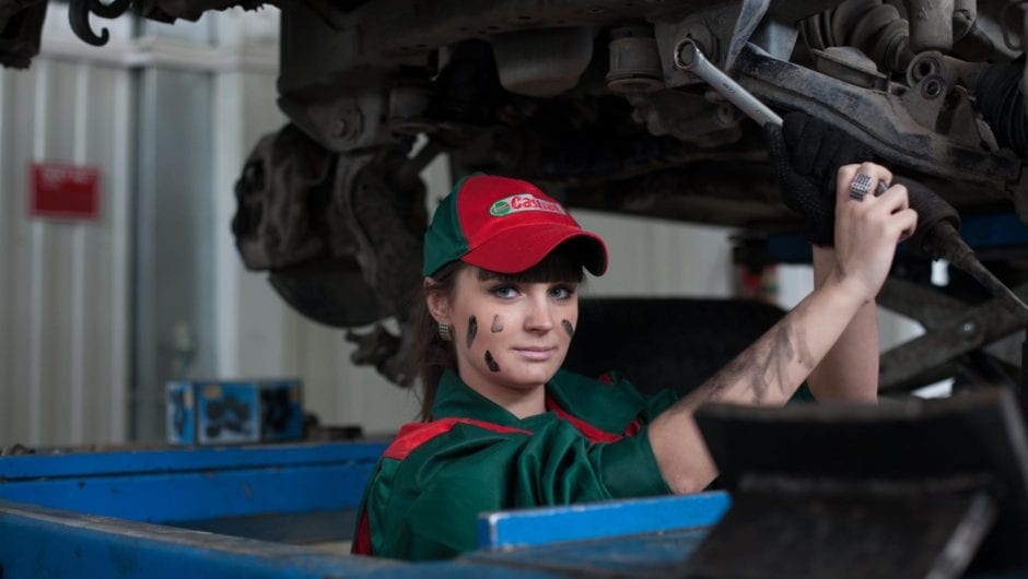 Dicas de mecânica para as mulheres