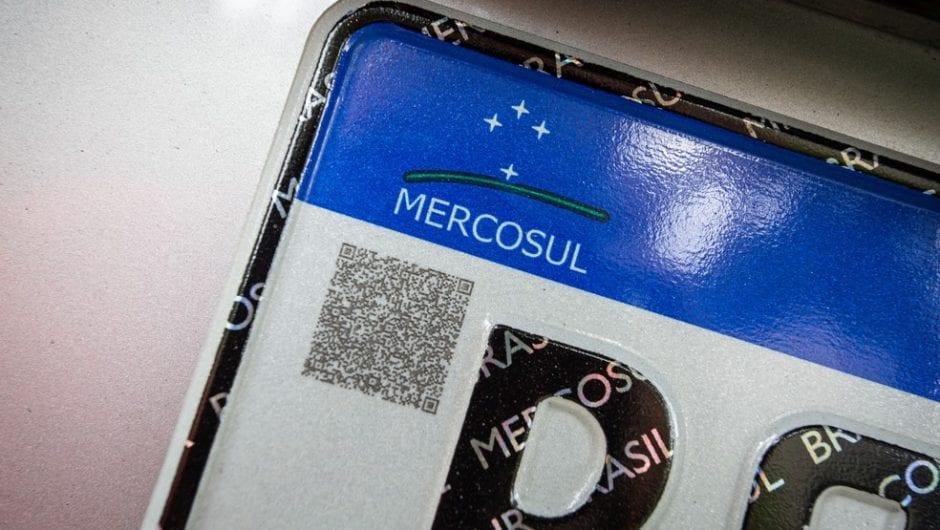 Nova placa Mercosul: tire todas as suas dúvidas