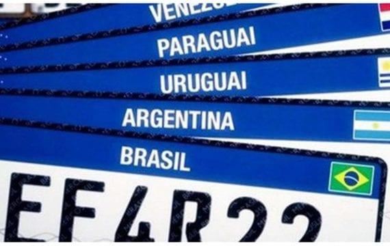 Placas Mercosul: entenda como é a leitura do QR Code das novas placas