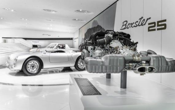 Porsche abre tour virtual no Dia Internacional dos Museus