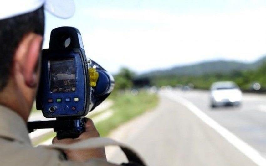 Radar: Contran proíbe radares escondidos, fixos ou móveis