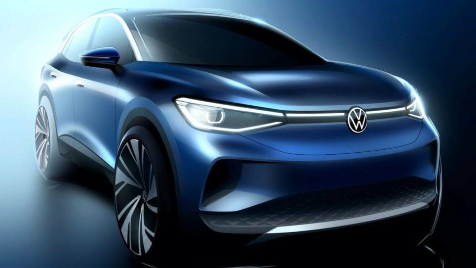 Volkswagen planeja o fim da produção dos motores a combustão